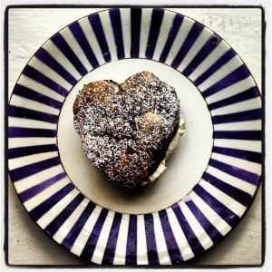 Chocolate scone, the perfect treat for a loved one